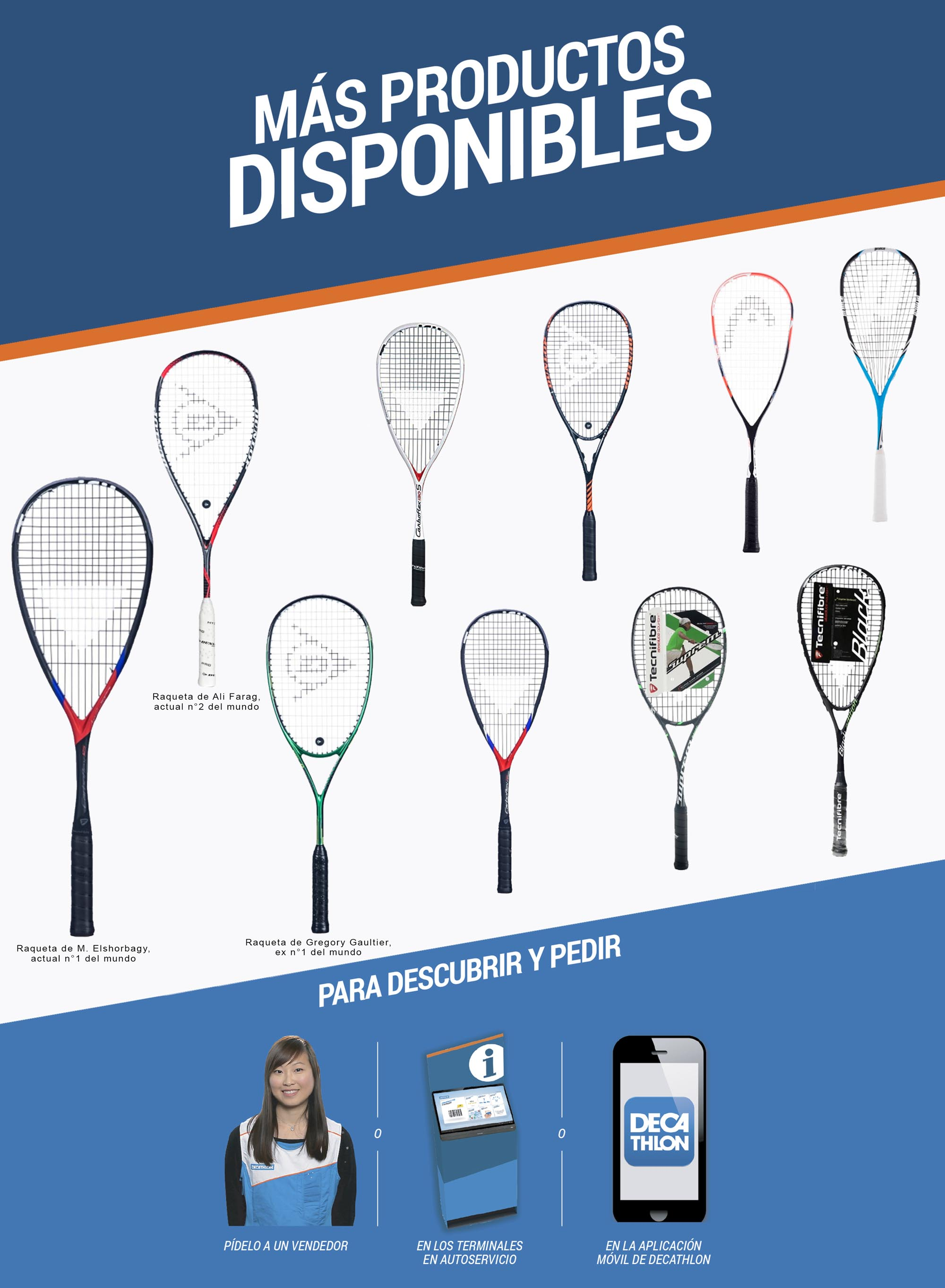 Productos Decathlon